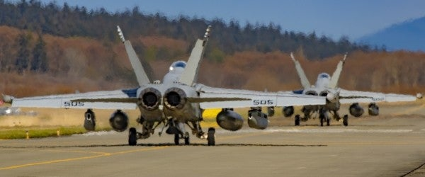 'That cavalier misdirection cannot stand' — Washingtonians ask judge to reduce 'extremely noisy' Navy Growler flights