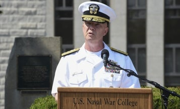 Investigation clears former Naval War College president of misconduct