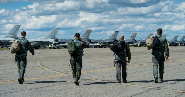 The Air Force failed to close its pilot manning gap for the fifth year in a row
