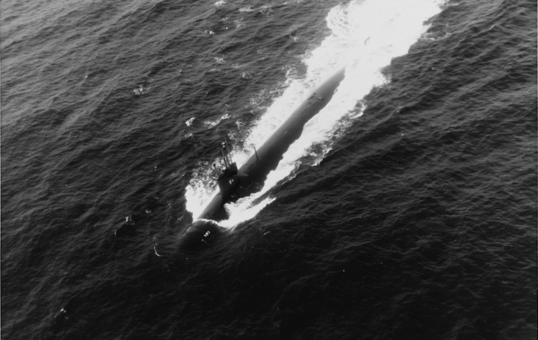 Judge orders Navy to release documents on the 1963 USS Thresher disaster which killed 129 sailors