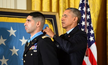 Three immigrants who earned the US military's highest award for combat bravery