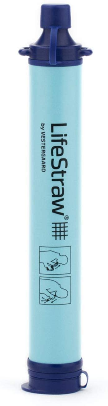 2-LifeStraw personal water filter