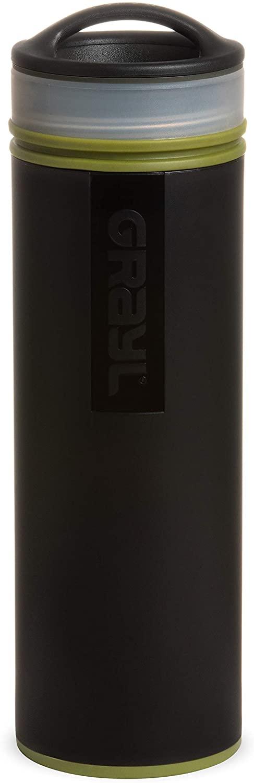 3-Grayl ultralight water purifier bottle