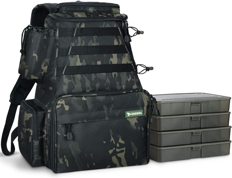 5-Rodeel fishing backpack