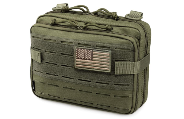 WYNEX Tactical MOLLE Admin Pouch