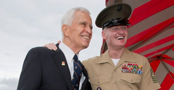 Retired Marine Corps Lt. Gen. Hank Stackpole, a warrior-statesman and decorated Vietnam veteran, has died
