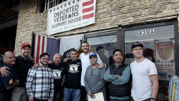 Deported veterans have trouble accessing their benefits, so San Diego is building a Vet Connect station in Tijuana to help them out