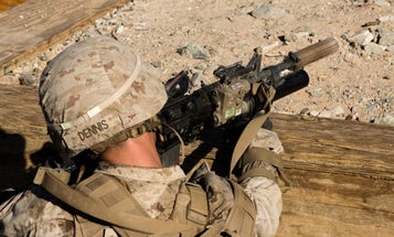 The Marine Corps plans on fielding suppressors to infantry squads starting this year