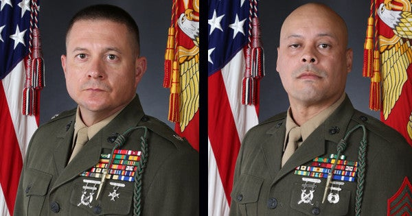 Remember the Marine unit that lost two rifles? Their commander and sergeant major just got fired