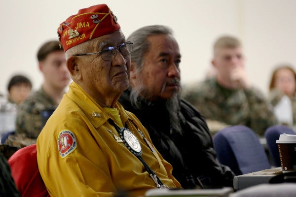 South Korea to send 10,000 face masks to Navajo veterans to honor their service in the Korean War