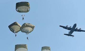 Fort Bragg paratrooper helps rescue driver, toddler from smoking vehicle