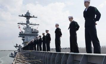 Navy to sailors: Please stop buying LSD online