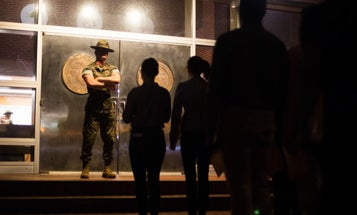 Hundreds of Marine recruits have now tested positive for COVID-19 at boot camp