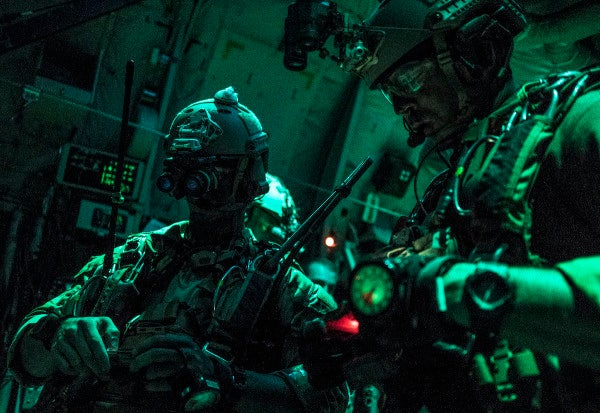 Latest Pentagon official overseeing special operations leaving as musical chairs continue