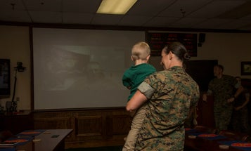 The Marine Corps is considering one year of maternity leave for new moms