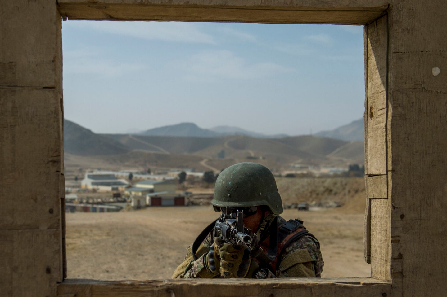 Senior Islamic State militant reportedly killed by Afghan special forces