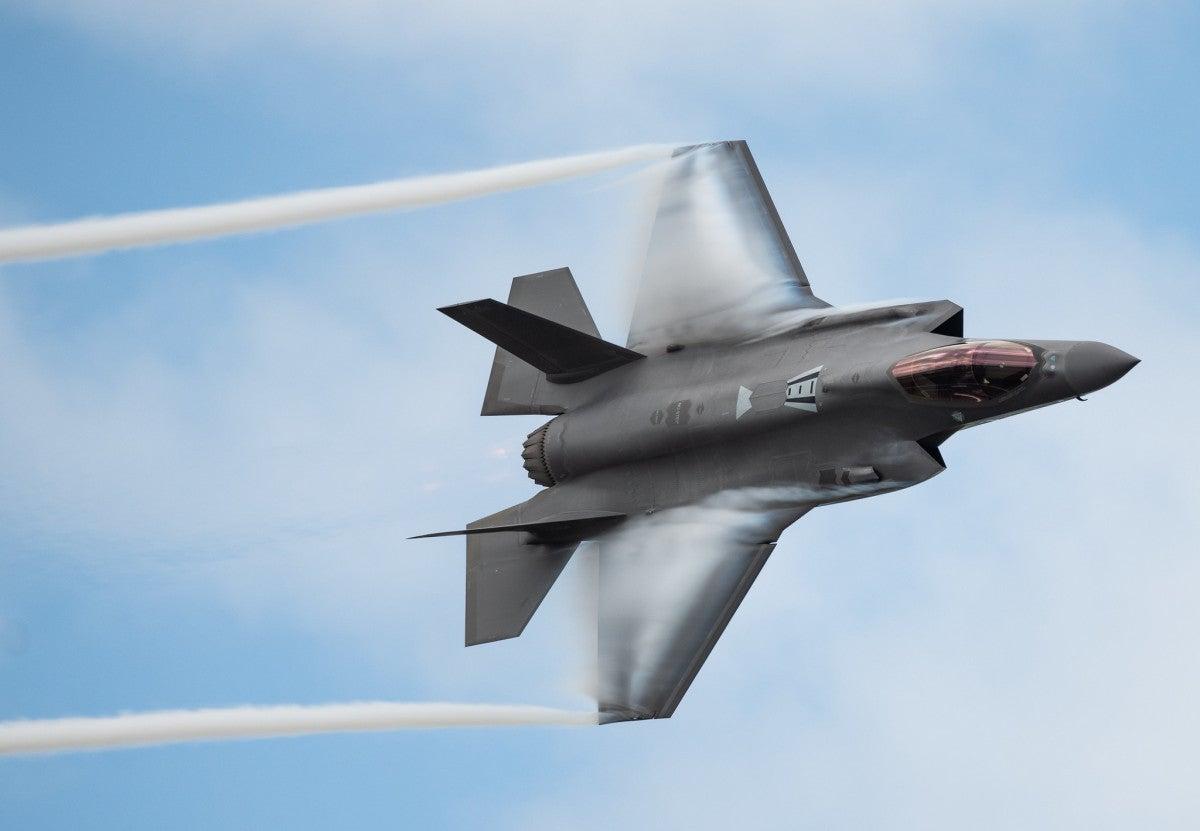 F-35 crashes at Eglin Air Force Base