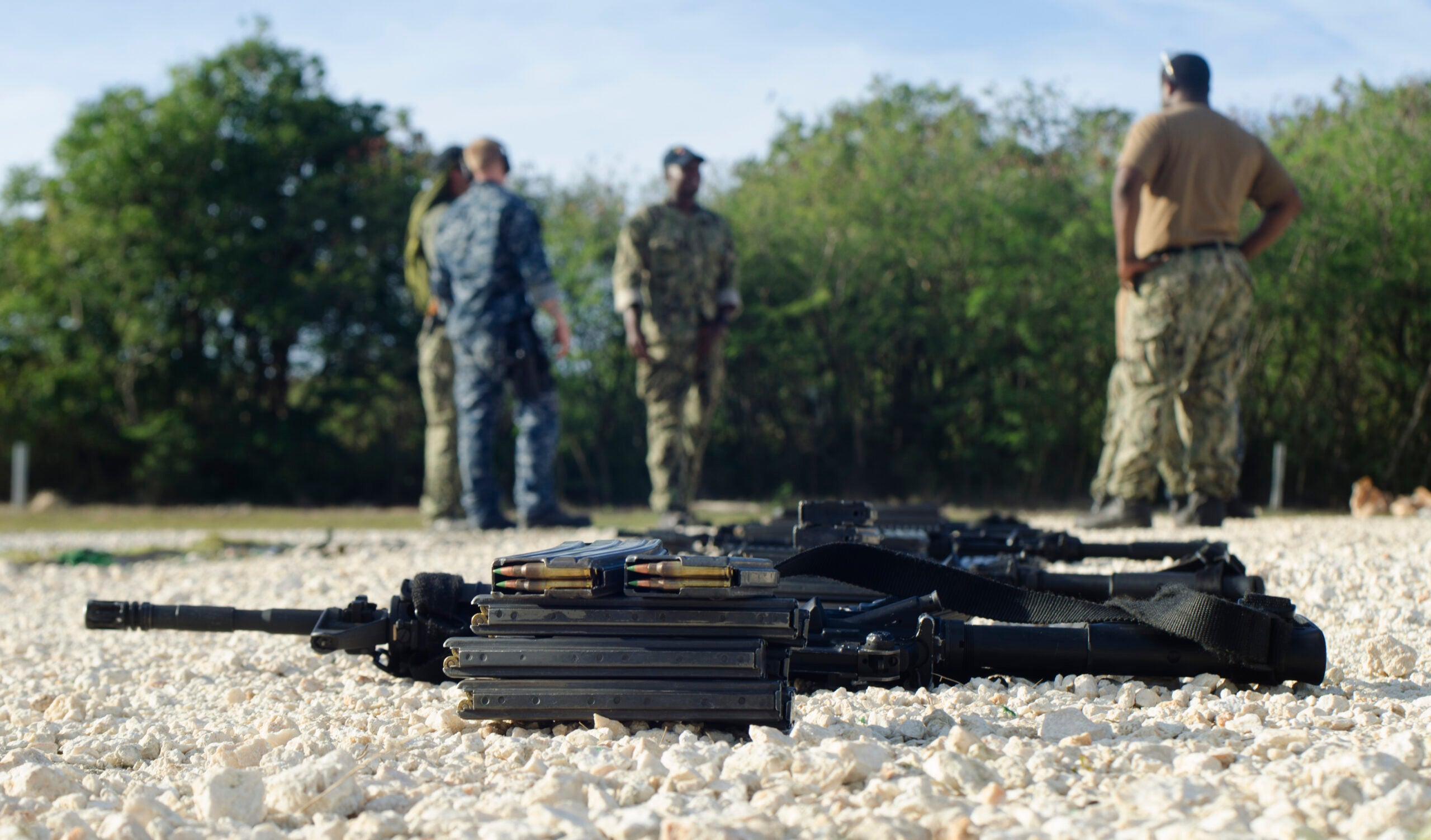 Does The Military Community Have a Responsibility to Gun Violence Victims?