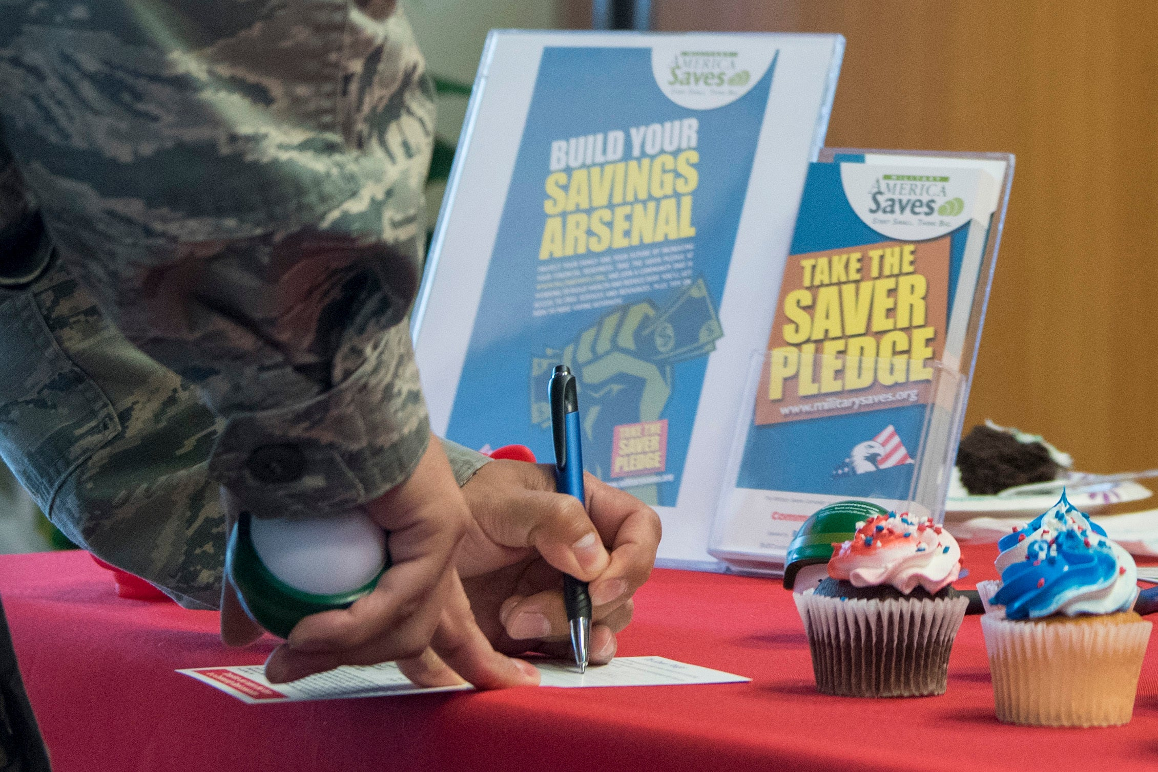 Here are 4 easy ways to participate in Military Saves Week