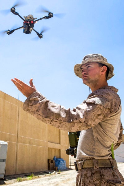 CENTCOM chief: US troops can't keep up with the flood of cheap drones downrange