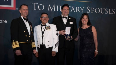 This MilSpouse is taking service to the next level