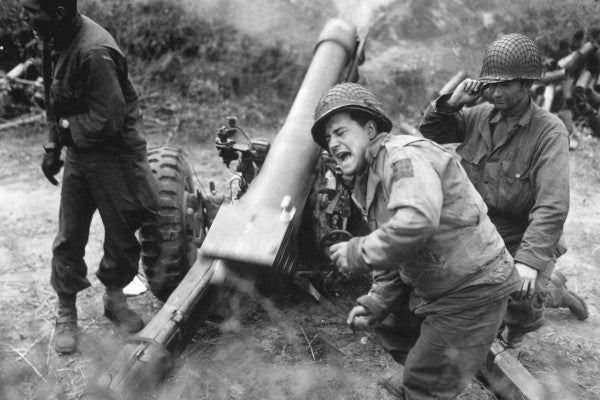 Here are 10 strange jobs US troops had to do during WWII