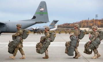 Pentagon halts all domestic travel for military amid coronavirus pandemic