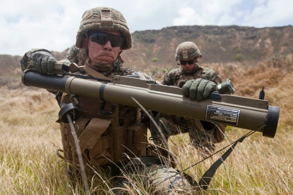 Marines are getting a lethal upgrade to their iconic Vietnam-era rocket launcher