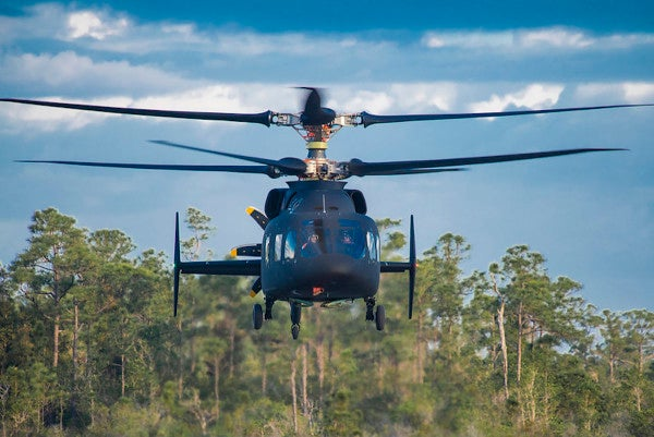 This helicopter could be the Army's next Black Hawk replacement and test pilots absolutely love it