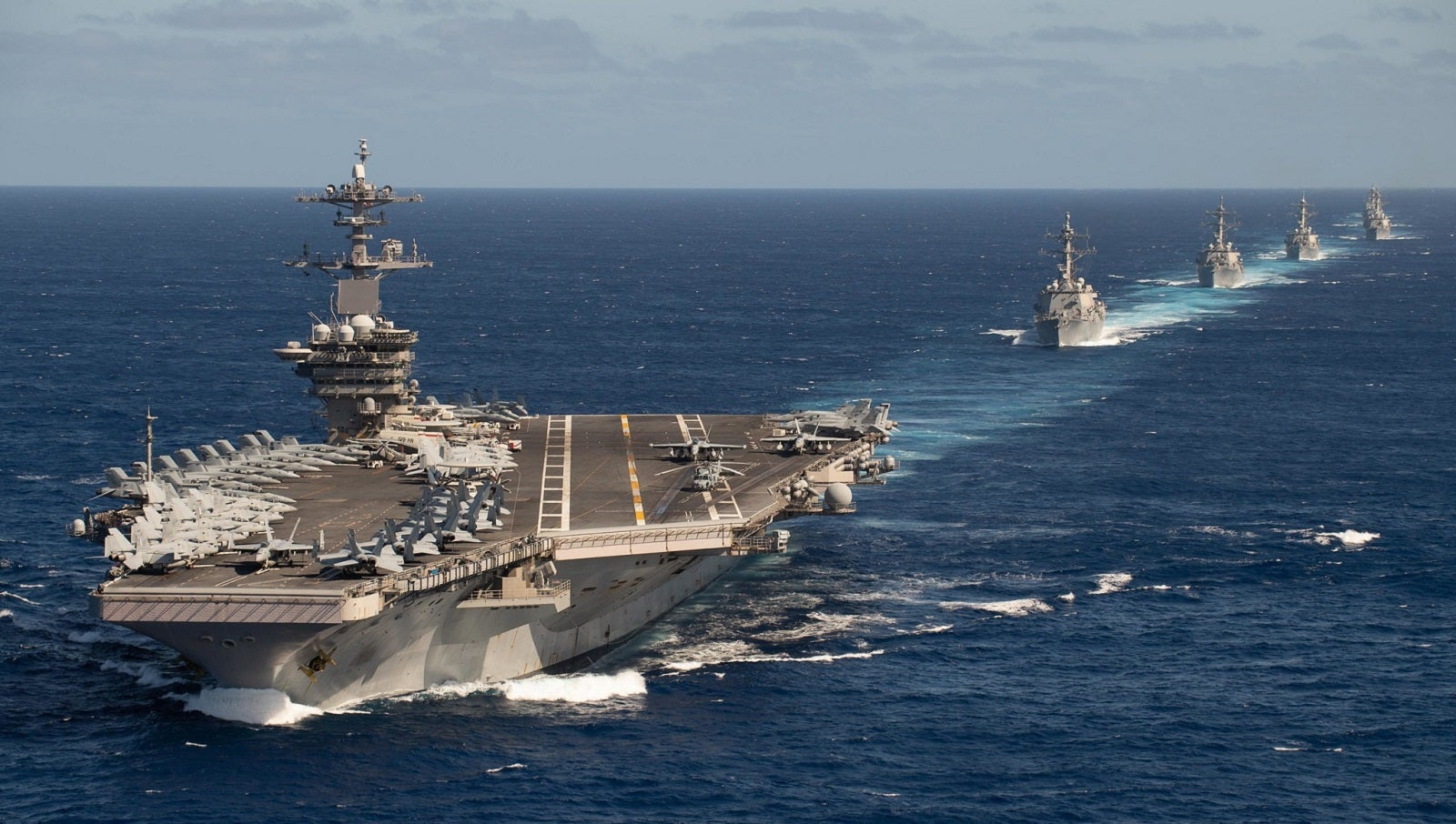 13 sailors on the USS Theodore Roosevelt test positive for COVID-19 after recovering from the virus