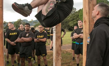 Soldiers will start taking the new Army fitness test in October, but don't worry — it doesn't count yet