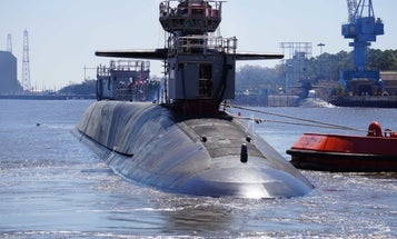 A foundry provided faulty steel for the Navy's submarines and covered it up, feds say