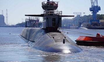 Navy captain warned that crew wasn't ready before sub ran aground, investigation shows