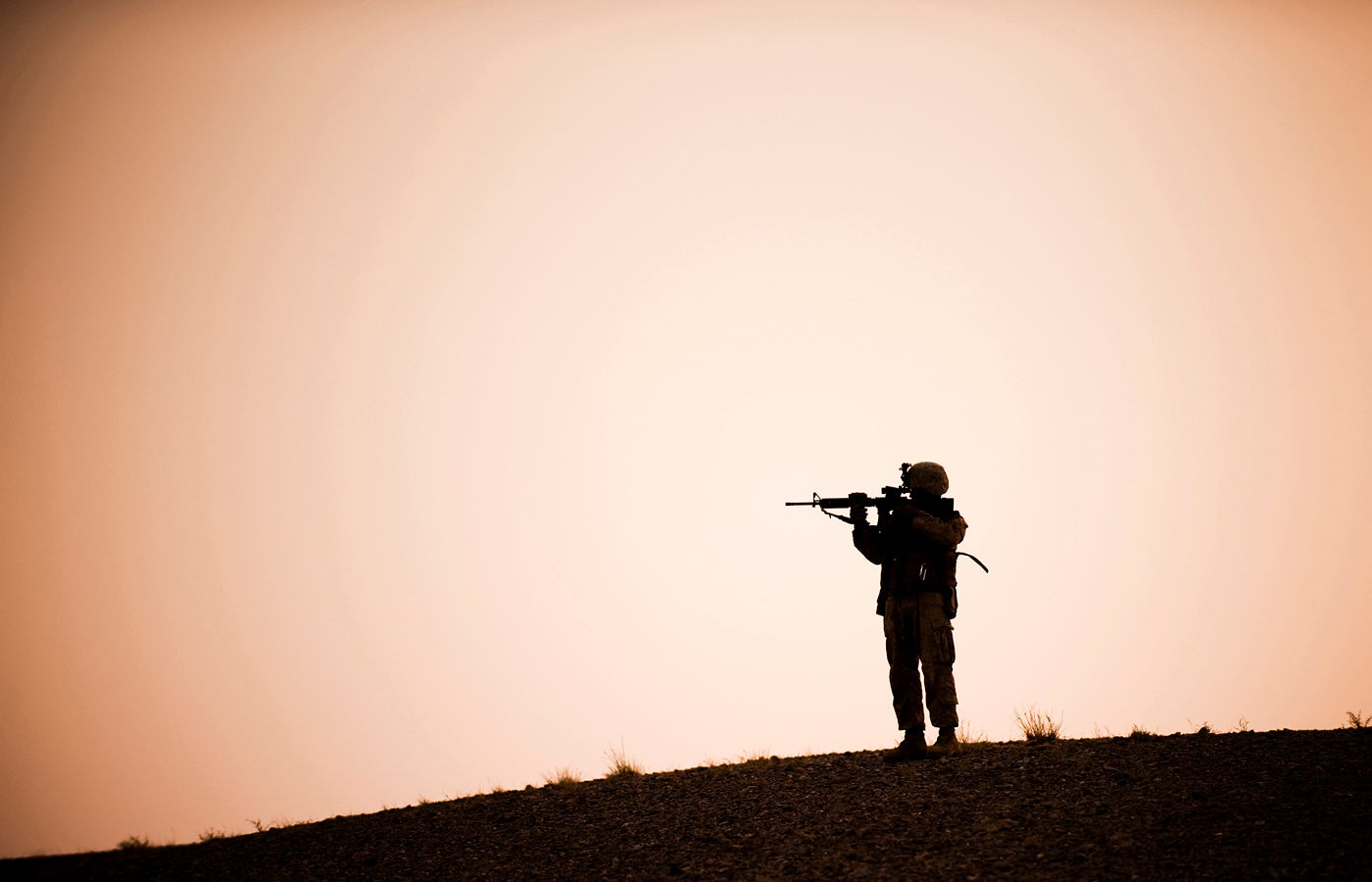The Taliban didn't shoot at US forces in Afghanistan a single time for three months, DoD claims