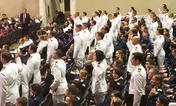 Military medical school to graduate students early to battle COVID-19