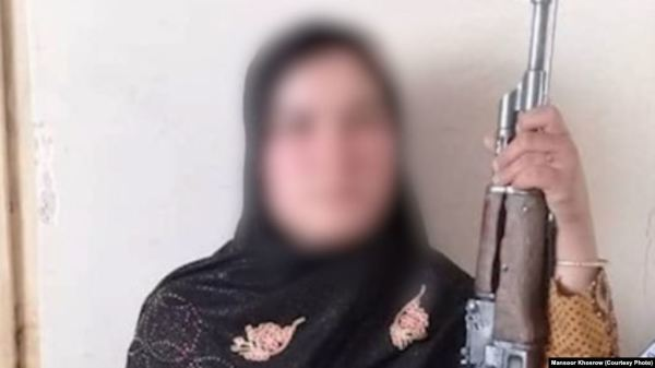This Afghan girl watched the Taliban execute her parents. Then she picked up an AK-47 and killed two militants herself