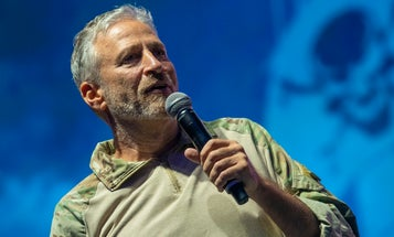 How Jon Stewart is leading the fight for veterans suffering from burn pit exposure