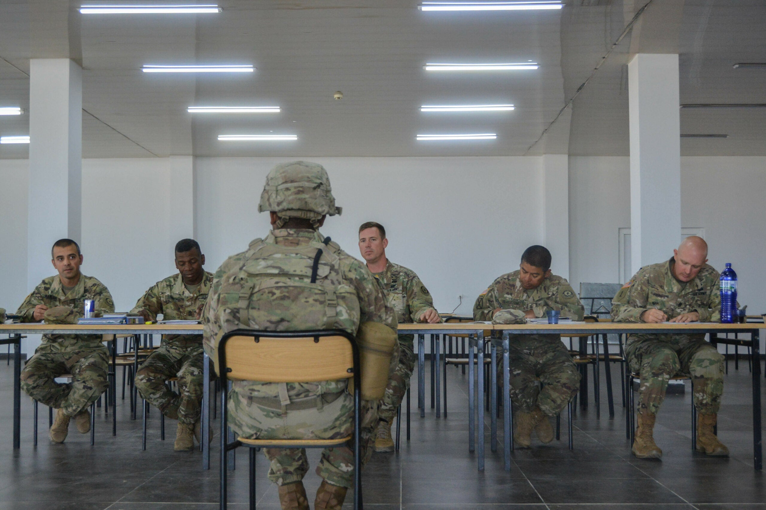 Army selection boards for promotions, Army War College, and more suspended until May due to new travel restrictions