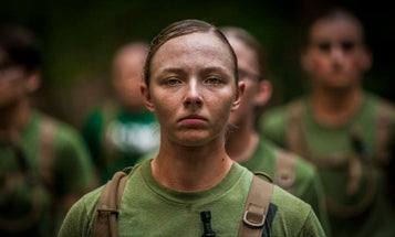 The US military isn't doing nearly enough to attract and retain women, report finds