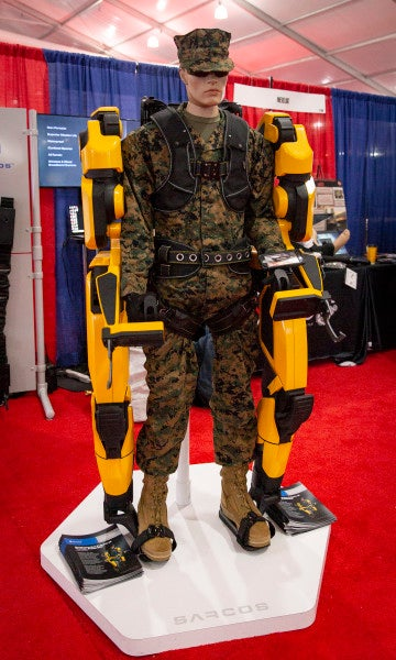 The Marine Corps is officially getting an exoskeleton to haul heavy crap like Ripley in 'Aliens'