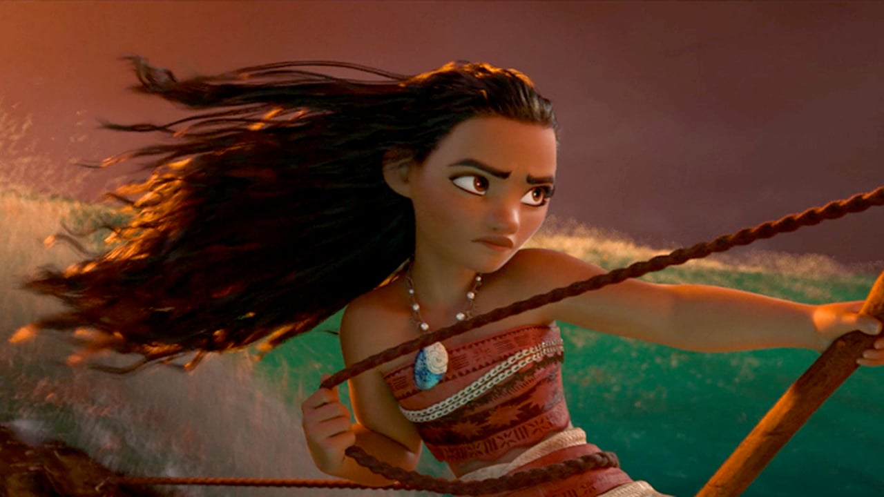 These 5 Moana Quotes Are Perfect for Discouraged Military Spouses