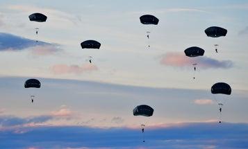 Paratrooper found dead in barracks at Joint Base Elmendorf-Richardson