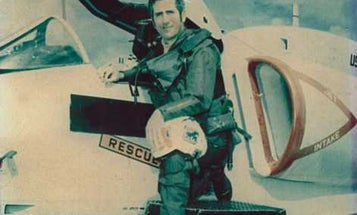 A legendary Navy pilot recounts how he earned three Distinguished Flying Crosses in a single week