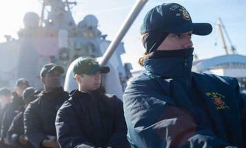 Navy imposes 14-day quarantine between port calls for ships in Europe amid coronavirus worries