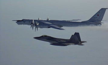NORAD conducts triple intercept of Russian aircraft amid rise in Alaskan incursions