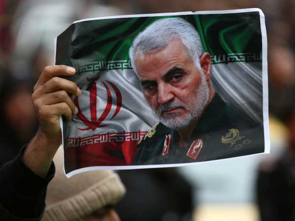 Iran reportedly considered assassinating a US ambassador as revenge for the killing of Qasem Soleimani