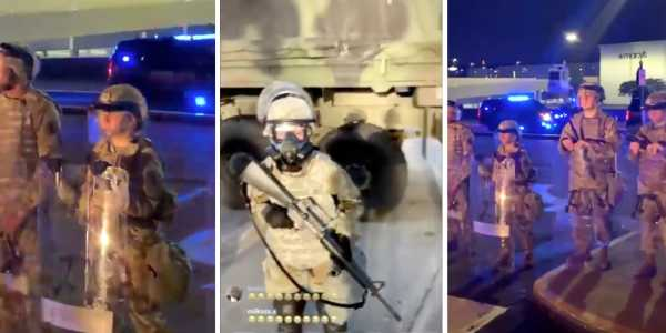 No, a 'child militia' didn't deploy to Atlanta amid nationwide protests