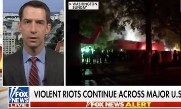 'No quarter' — Sen. Tom Cotton calls for US troops to do 'whatever it takes' to restore order amid nationwide protests