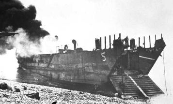 78 years ago, the Allies tried to invade Nazi-occupied Europe — and failed miserably