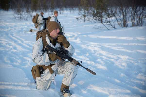 As Trump shakes up America's military footprint in Europe, the US and Russia are making moves in the high north